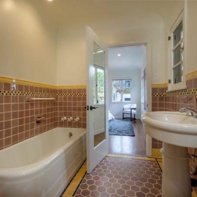 Bathroom 20th St. Santa Monica