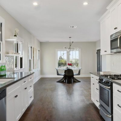 Kitchen - 854 Serrano Pl Los Angeles